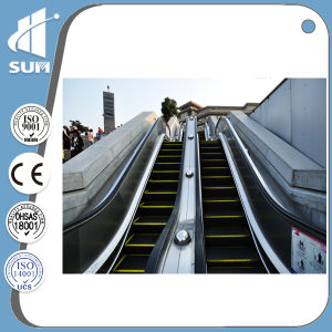 Ce Approved Escalator of Speed 0.5m/S with Vvvf pictures & photos