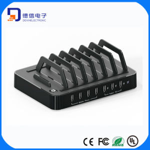 Original 7 Port USB Charging Station Dock pictures & photos