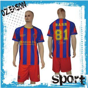 Promotion Top Quality 2016 Custom Soccer Jersey Football Shirt pictures & photos