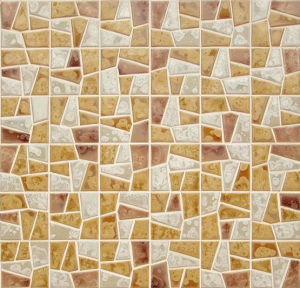 Demax Jingdezhen Porcelain Mosaic Tile for Home Decor pictures & photos