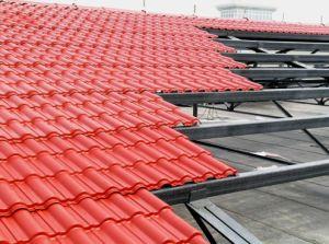 Spanish ASA PVC Roofing Tile