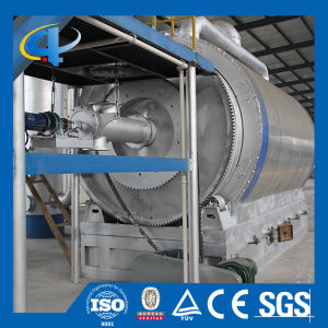 Platsic and Tire Pyrolysis Oil Plant pictures & photos