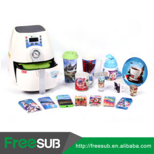 Sunmeta Mini 3D Sublimation Vacuum Mug Heat Press Machine (ST1520-C2) pictures & photos