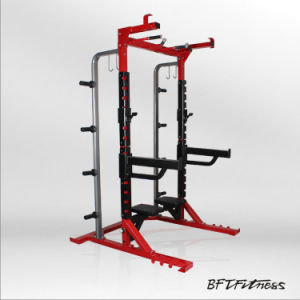 Cap Barbell Power Rack Exercise Stand, Hammer Strength Half Rack Bft-3058 pictures & photos