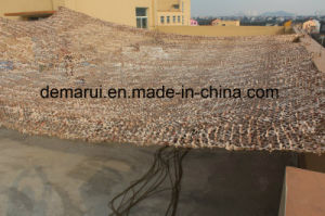 Camouflage Mesh Sunshade Net for Military pictures & photos