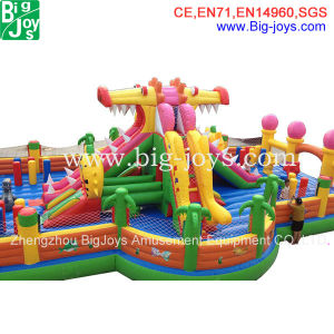 Kids Inflatable Playground for Amusment Park (DJIPMC8005) pictures & photos
