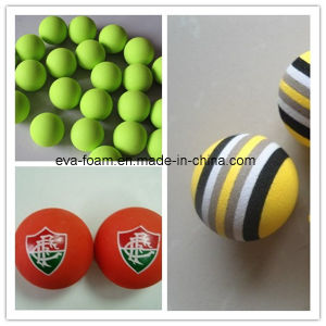 EVA Foam Material and Gifts, Kids Ball, Toys Type Foam Soccer Ball