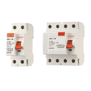 Residual Current Circuit Breaker (KNL1-100) pictures & photos