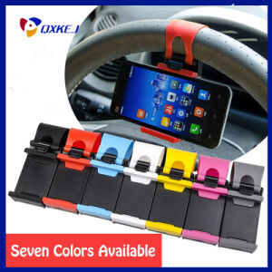 Car Accessories Steering Wheel Mobile Phone Holder Bracket pictures & photos