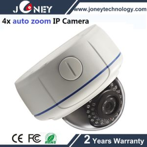1080P 2 Megapxiel Outdoor Poe Dome Onvif Auto Focus CCTV IP Camera pictures & photos
