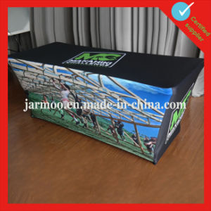 Hotselling Branded Promotional Stretch Table Cover pictures & photos