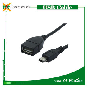 USB 3.0 OTG Cable Mobile Data Cable for Android pictures & photos