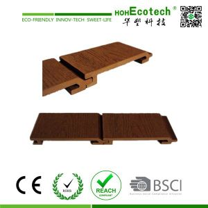 WPC Wood Plastic Composite Wall Cladding / Panel Board pictures & photos