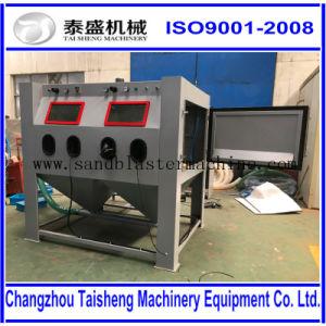 Industrial sandblast cabinet/Manual sandblasting machine