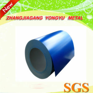 Blue Prepainted Steel Coil