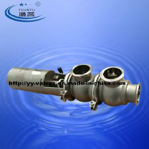 Auto Control Divert Valve Stainless Steel pictures & photos