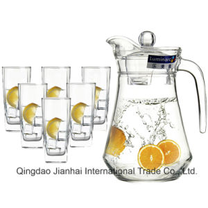 Heatproof 300ml Glass Cup for Cold Water and Beverage pictures & photos