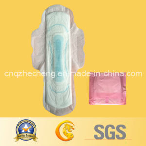 Soft Cotton Lady Sanitary Napkin Manufacturer pictures & photos