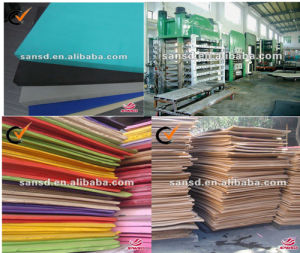 Closed Cell EVA Foam Block Shoe Sole Material pictures & photos