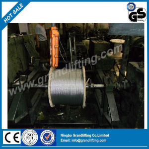 1X9 7X19 1X19 7X7 Cable Wire Wire Rope 316 Stainless Steel pictures & photos