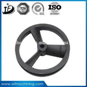 Cast/Grey Iron Sand Casting Flywheel for Baseball Game pictures & photos