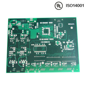 HASL Yellow Soldermask Multilayer PCB Fr-4 pictures & photos