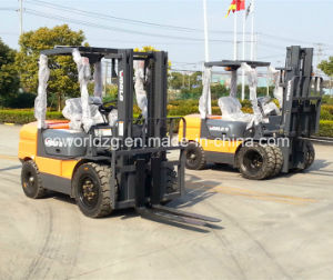 Forklift 4ton with Automatic Transmission pictures & photos