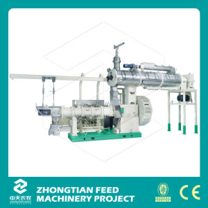 High Efficiency Roaster Pig Pellet Production Line Price pictures & photos
