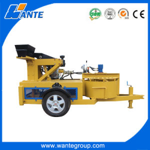 Wt1-20m Earth Brick Making Machine, Low Investment Clay Brick Machine pictures & photos