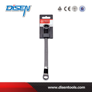CE DIN 838 75 Degree Bent Ring Offset Spanner pictures & photos