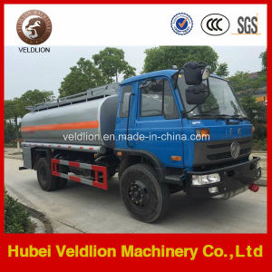 4X2 8-10 Ton Fuel Tanker Truck pictures & photos