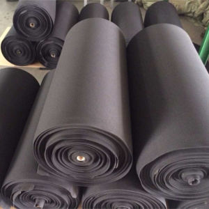 Closed Cell Neoprene Foam Roll for Packing pictures & photos