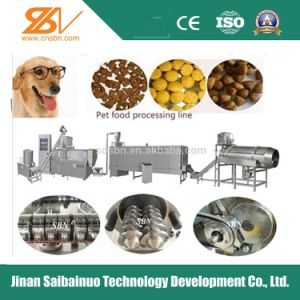 Easy Operated Fully Automatic Pet Food/Feed Machine/Processing Line/Production Line pictures & photos