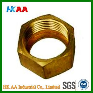 Brass Nut Brass Screw Bushing Brass Couplings pictures & photos