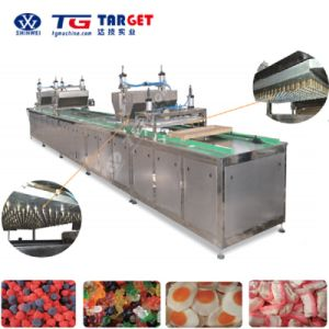 Automatic Jelly/Gummy Candy Starch Moulding Machine pictures & photos