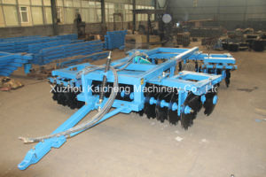 1bz-4.5 40 Disc Blades Foldable Wing Offset Heavy Duty Harrow pictures & photos