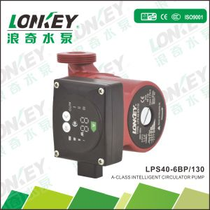 Low Consumption Hot Water Circulation Pump, Class a Intelligent Circulator Pump pictures & photos