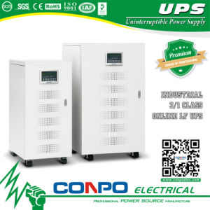 10k~100kVA Low Frequency Online UPS (3: 1) pictures & photos