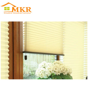 Polyester Fabric Pleated Blind From China