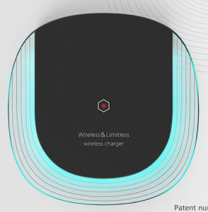 2016 Private Model Qi Wireless Charger for Samsung Wireless pictures & photos