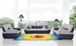 Modern Living Room Fabric Sofa Popular Furniture pictures & photos
