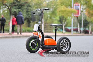 Electric Scooter 500W 48V 3 Wheel Electric Scooter pictures & photos