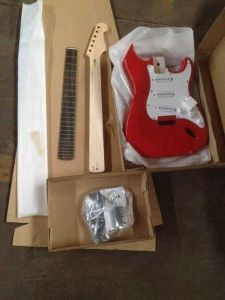 OEM ODM Wholesale DIY Strato Electric Guitar Pack pictures & photos