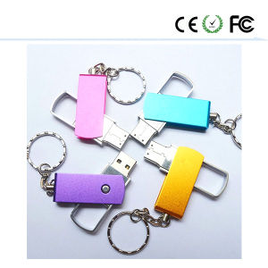Metal Cool Pistol Rotating USB Gifts USB Flash Drive Pendrive pictures & photos
