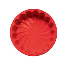 LFGB Round Silicone Cake Mould pictures & photos