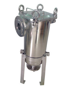 Side Entry Bag Filter with Ss304 Ss316 pictures & photos
