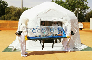 Mers Isolation Chamber pictures & photos