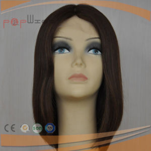 Fashion Women Jewish Silk Top Kosher Wig pictures & photos