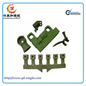 Ductile Iron Foundry with Sand Casting pictures & photos