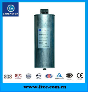 Three-Phase Low Voltage Power Capacitor Bank 50Hz 440V, 30kvar